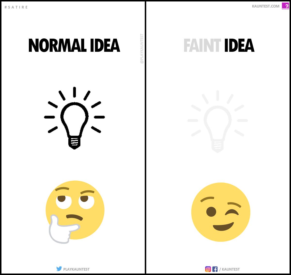 ideafaint